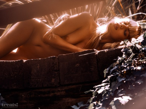 Pauline Baly by Kesler Tran for Treats! Magazine