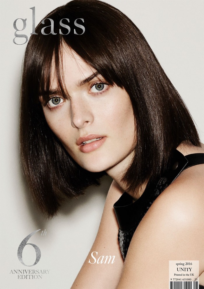 Sam Rollinson covers Glass Magazine