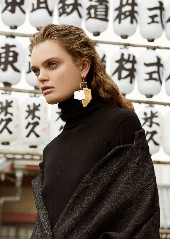 Marthe Wiggers by Rodney Deane for Oracle Fox Journal