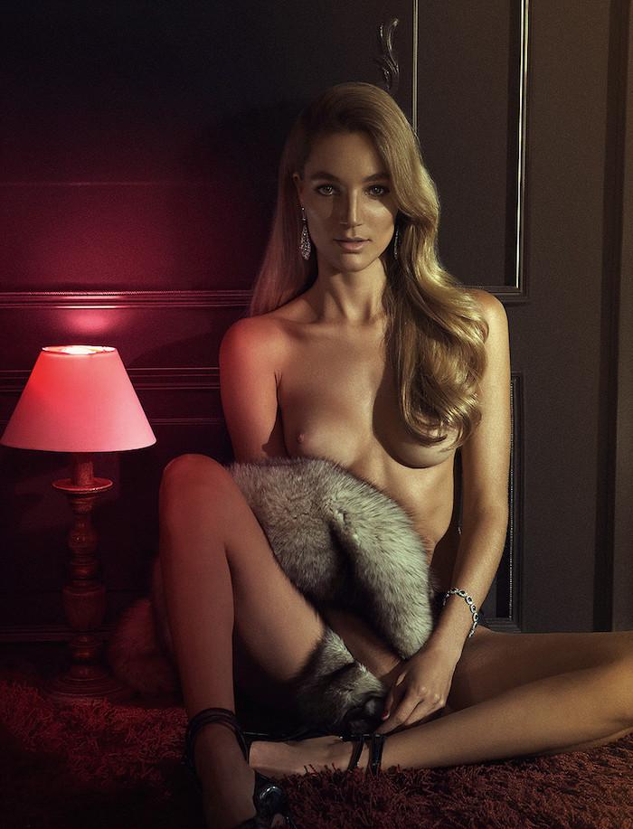 Priscila Uchoa by Danilo Sanchez for VIP Magazine