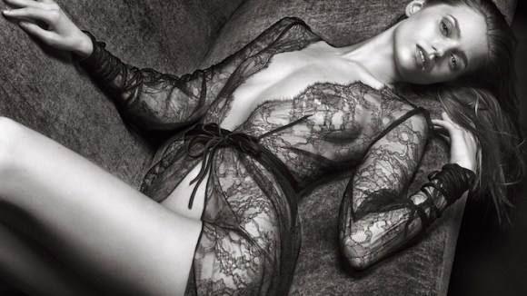 Abbey Lee Kershaw by Mario Sorrenti for Agent Provocateur