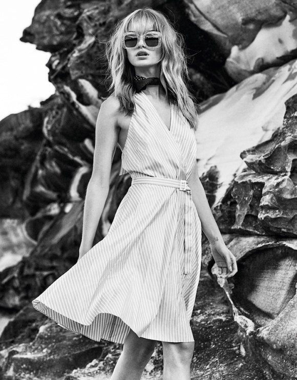 Annabella Barber by Caleb and Gladys for Vogue Taiwan