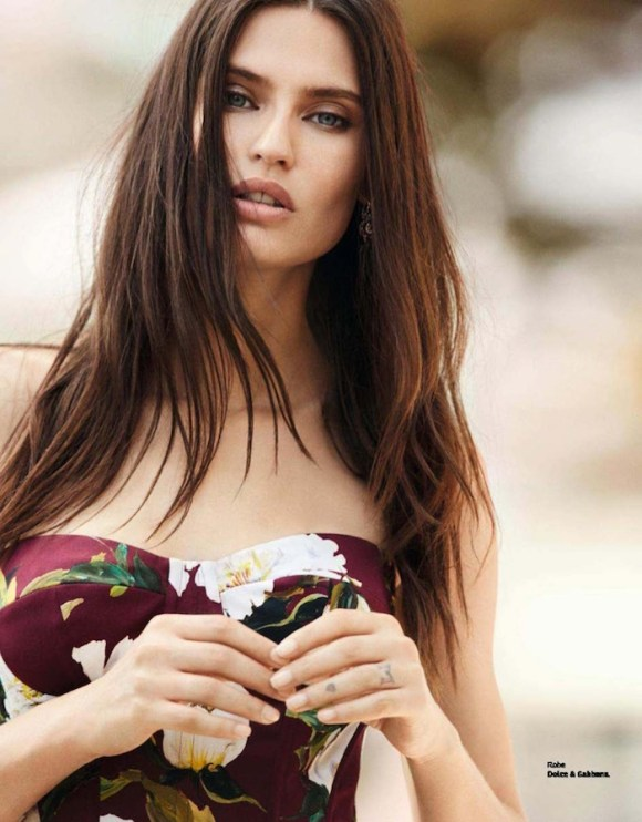 Bianca Balti by Fabio Leidi for Grazia France
