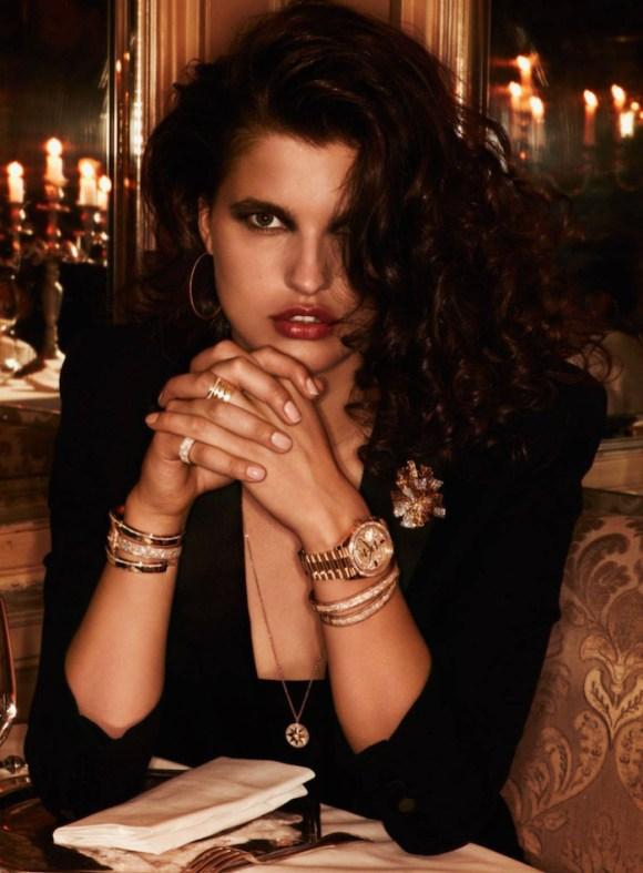 Julia van Os by Ben Hassett for Vogue Paris