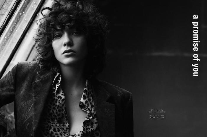 Steffy Argelich photographed by Ward Ivan Rafik for Hercules Universal, Spring & Summer 2016