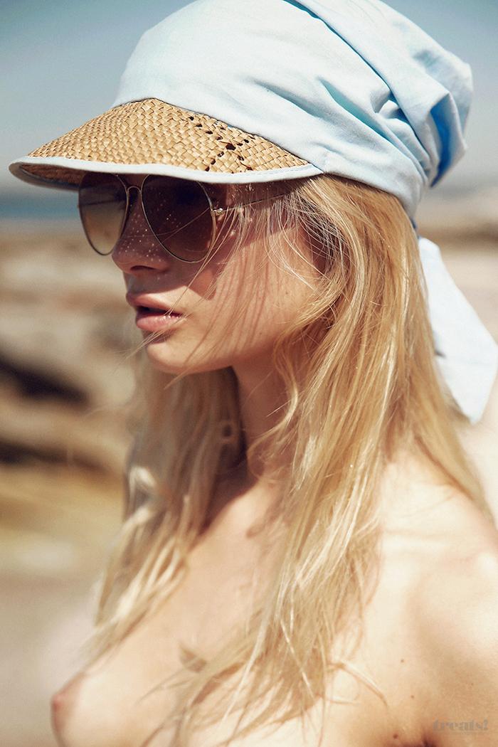 Clara Rosager by Cameron Hammond for Treats! Magazine