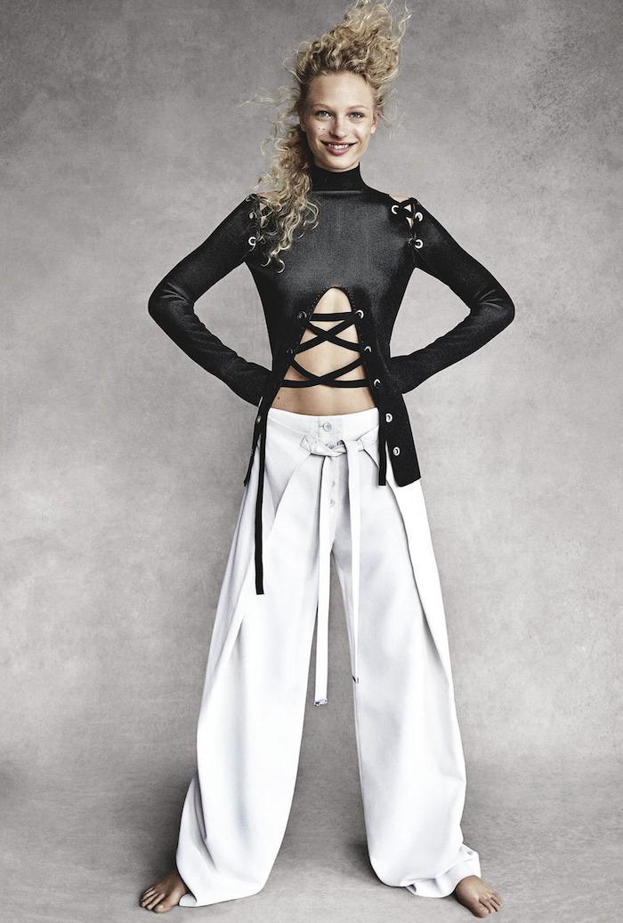 Frederikke Sofie by Patrick Demarchelier for Vogue Australia