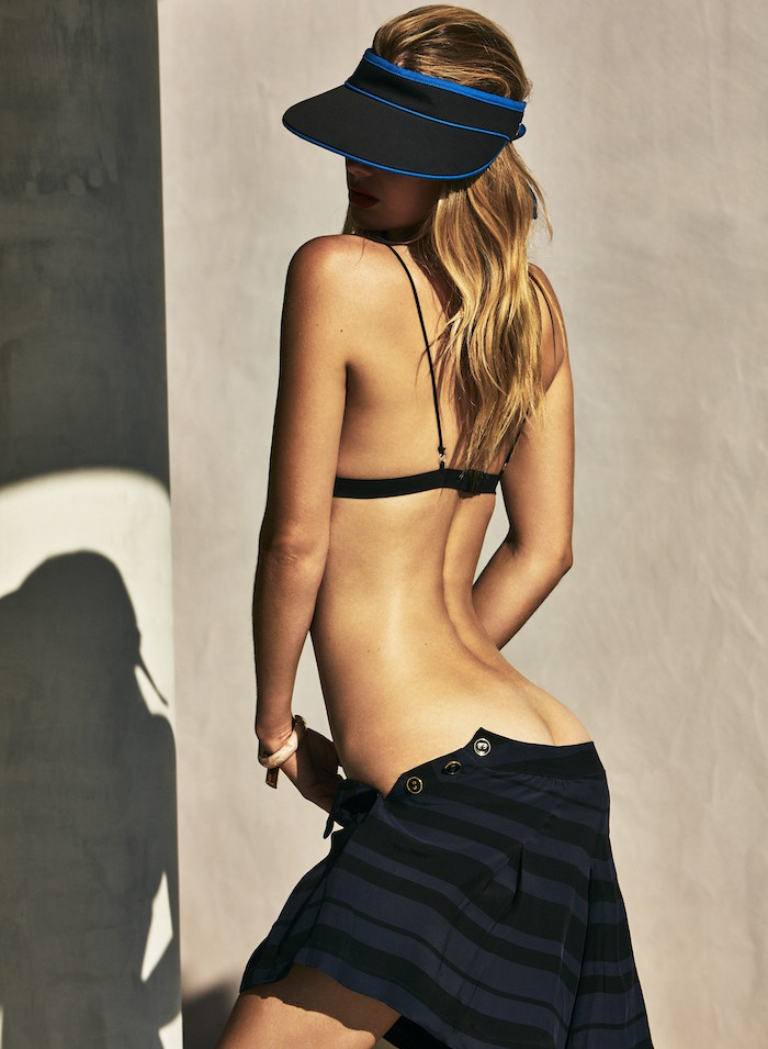 Megan Williams by Jimmy Backius for Madame Figaro