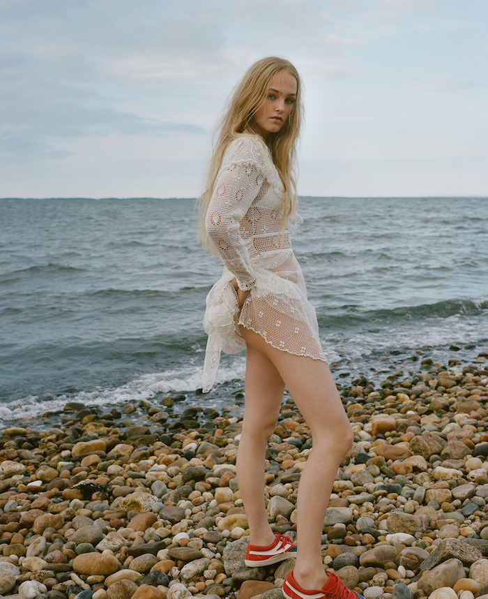 Jean Campbell by Theo Wenner for The Last Magazine