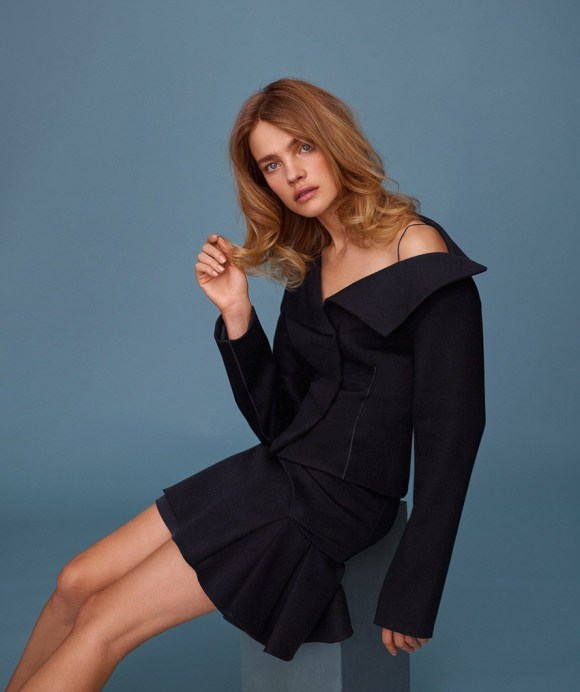 Natalia Vodianova by Thomas Whiteside for Harper's Bazaar Spain