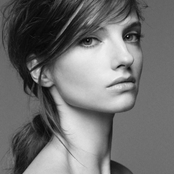 Olga Rozhdestvenska by Pierre Dal Corso for Portraits Of Girls