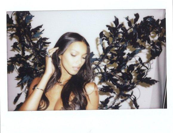 Lais Ribeiro at Victoria's Secret Fashion Show