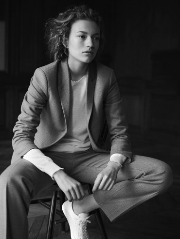 Sophia Ahrens by Annemarieke van Drimmelen for Filippa K
