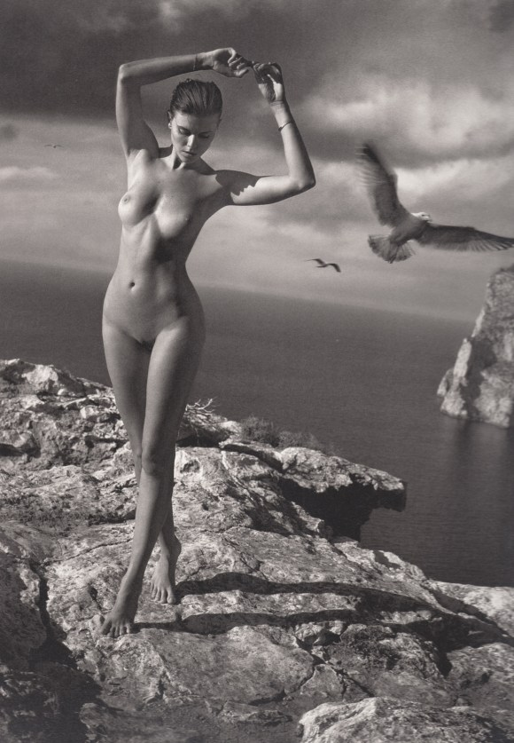 Maryna Linchuk by Vincent Peters in Personal