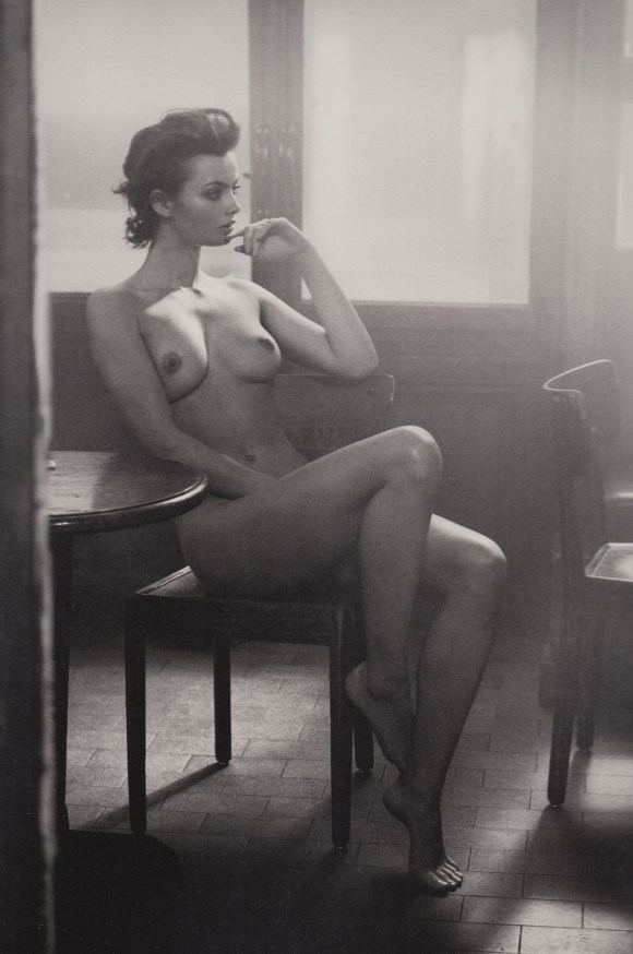 Moa Aberg by Vincent Peters in Personal
