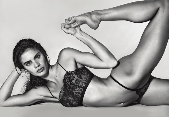 Sara Sampaio by Richard Burbridge for 10 Magazine