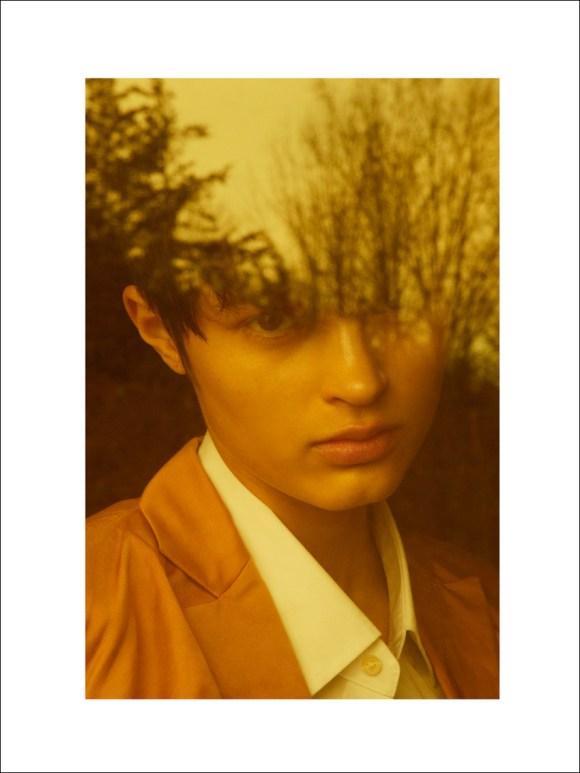 Isabella Emmack by Nagi Sakai for Love Want Magazine