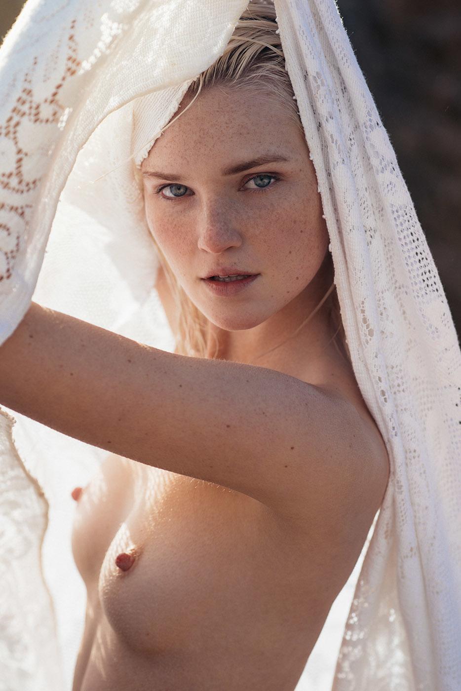 Alexa Reynen by Christopher Von Steinbach