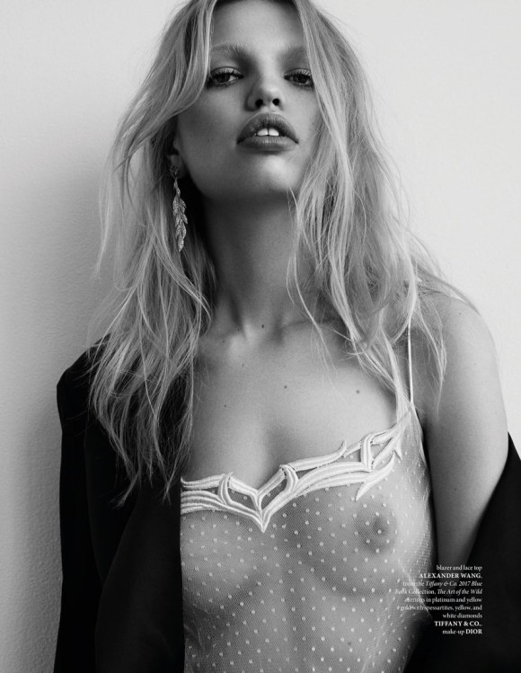 Daphne Groeneveld by Zoey Grossman for The Fashionable Lampoon
