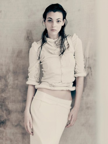 Vittoria Ceretti by Paolo Roversi for Interview Magazine