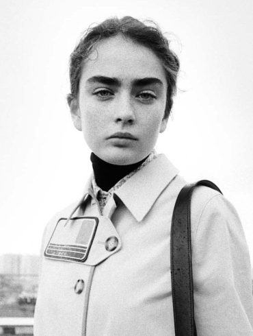 Alisha Nesvat photographed by Stephanie Volpato for Harper's Bazaar Kazakhstan, April 2017 2