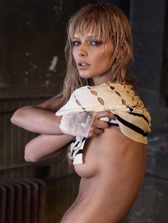 Danielle Knudson by Greg Swales for Dress To Kill Magazine