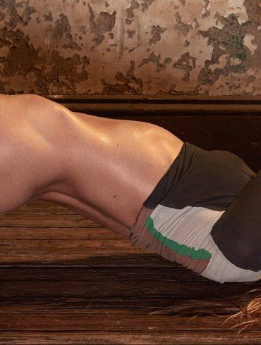 Gabrielle Caunesil & Veridiana Ferreira by Greg Swales for Dress To Kill Magazine 2