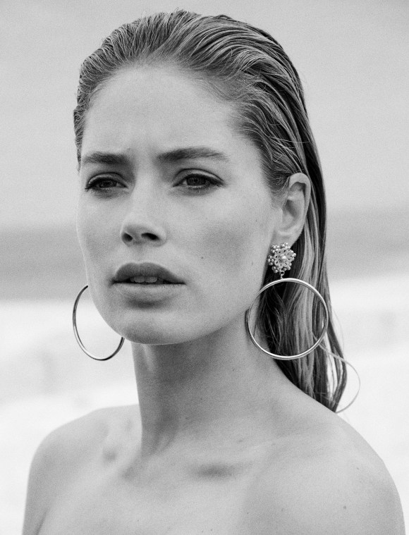 Doutzen Kroes by Chris Colls for Vogue Ukraine