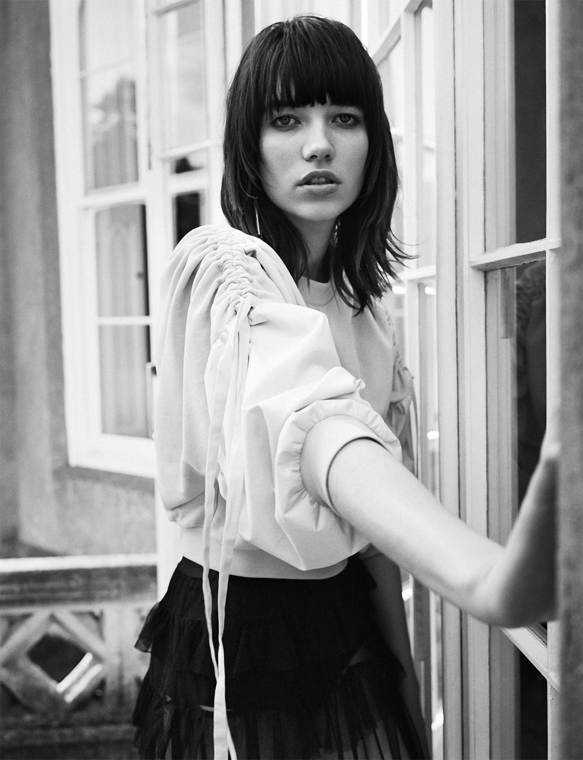 Grace Hartzel by Angelo Pennetta for Zara