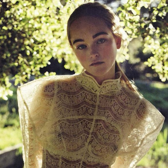 Jean Campbell by Zoe Ghertner for Vogue Italy