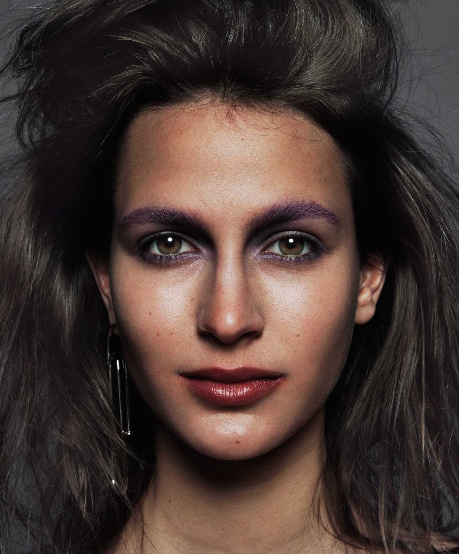 Sara Julia Waller for Portraits Of Girls