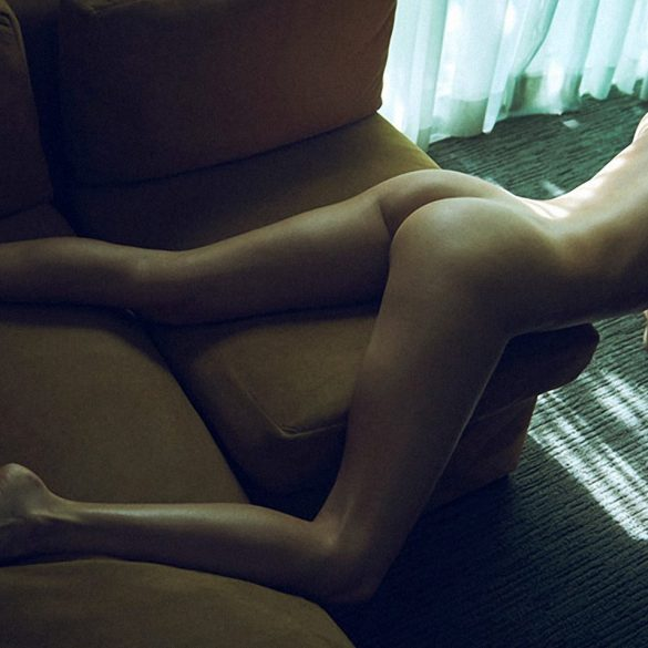 Anna Feok by Viktor Korneev for P Magazine 3