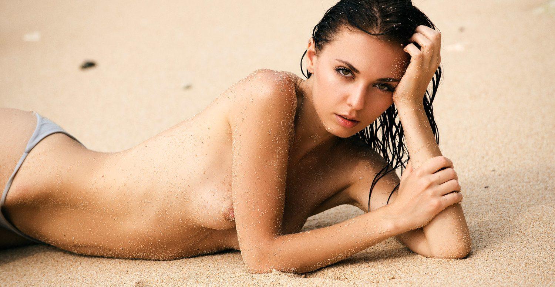 female athete topless wresting