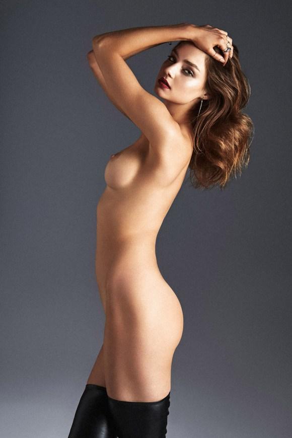 levina nude