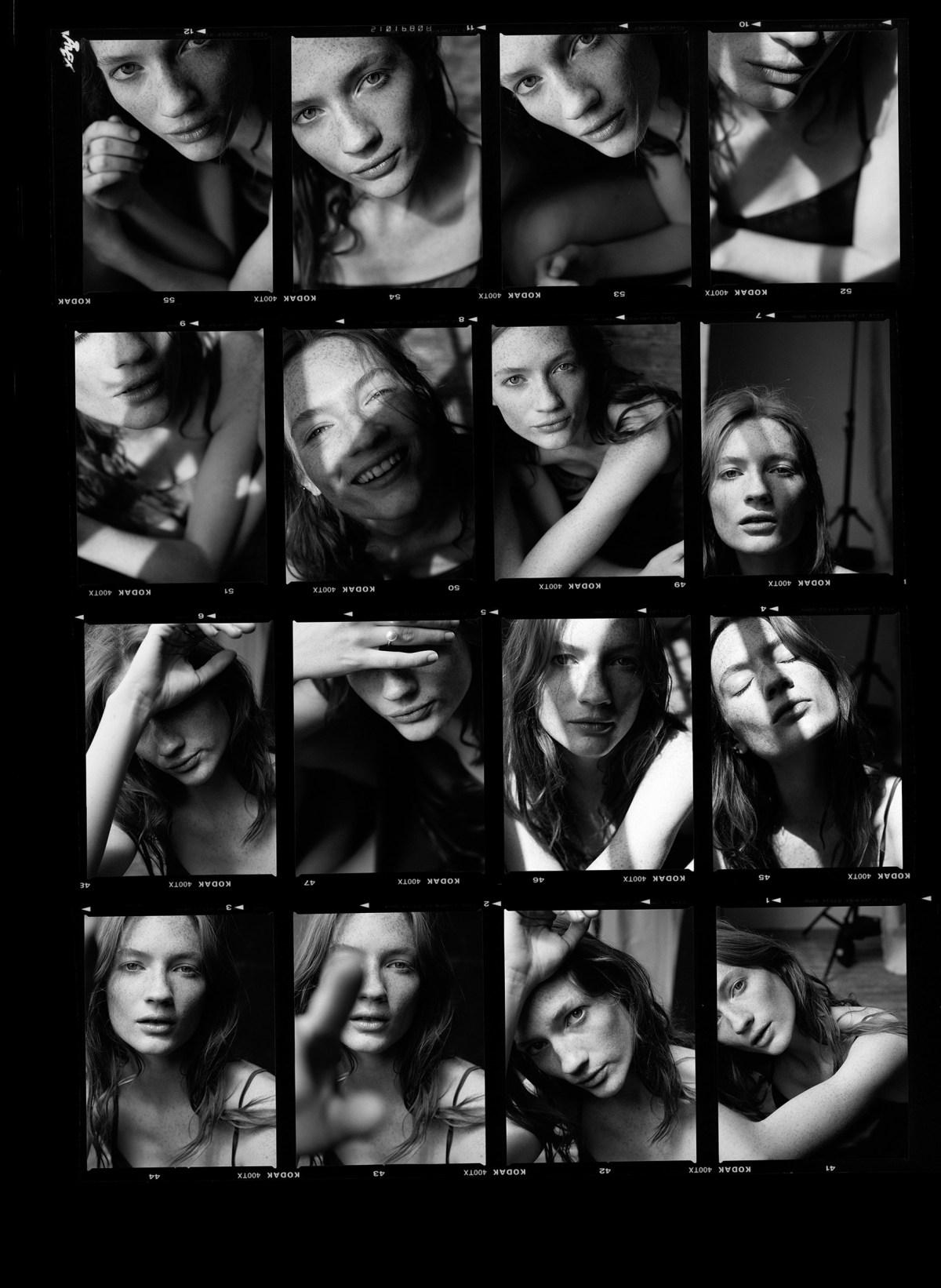 Kristin Zakala by Alexander Meininger for Portraits Of Girls