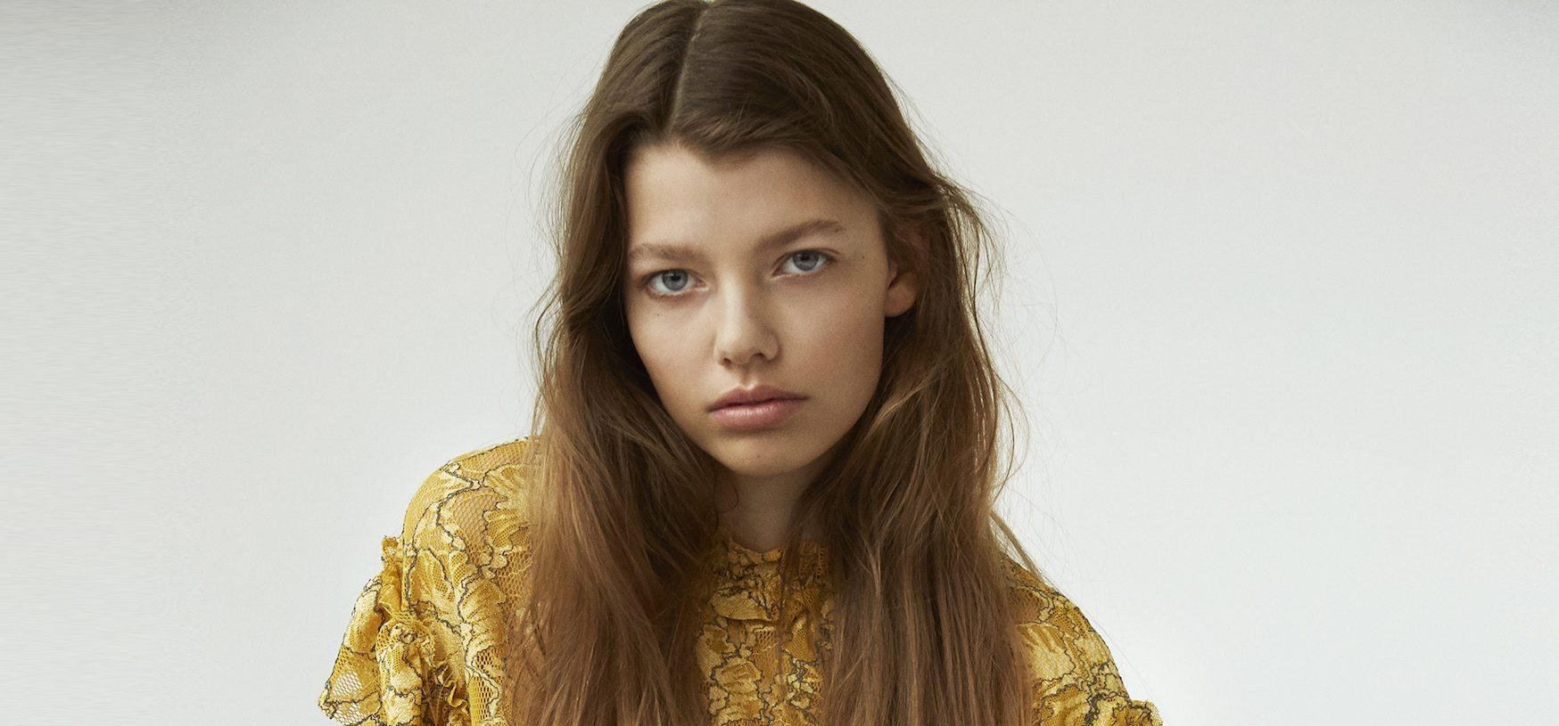 Mathilde Henning by Polina Vinogradova