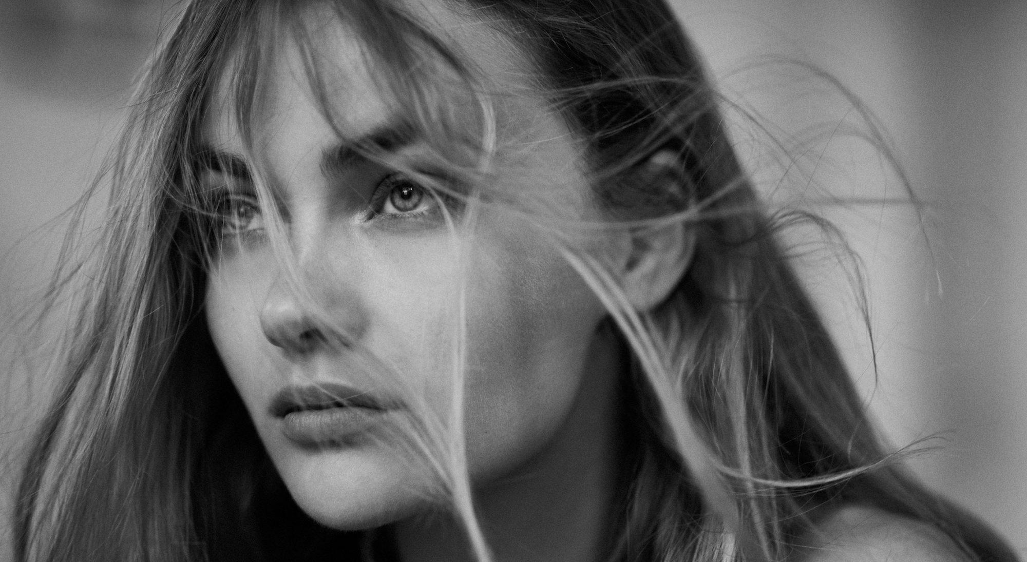 Elena Terekhova by Andrea Massari for Portraits Of Girls Nº 1, Summer 2017