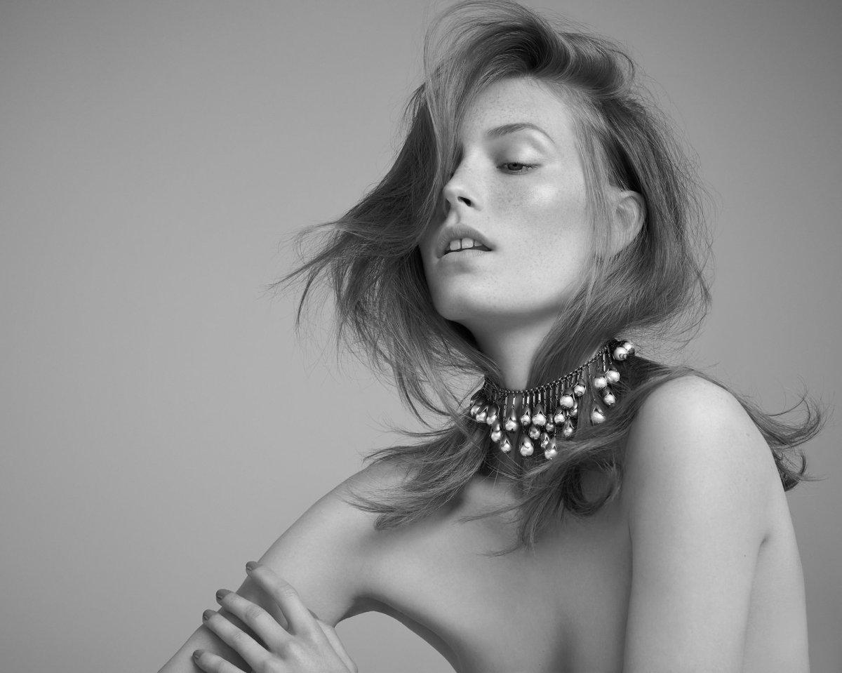 Caroline Lossberg by Andreas Ortner