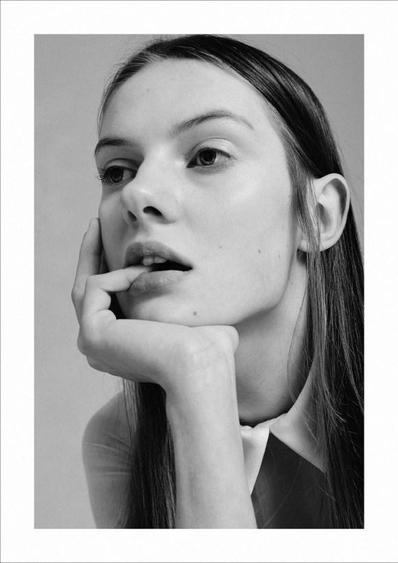 Bianca Gertz by Michael Willian