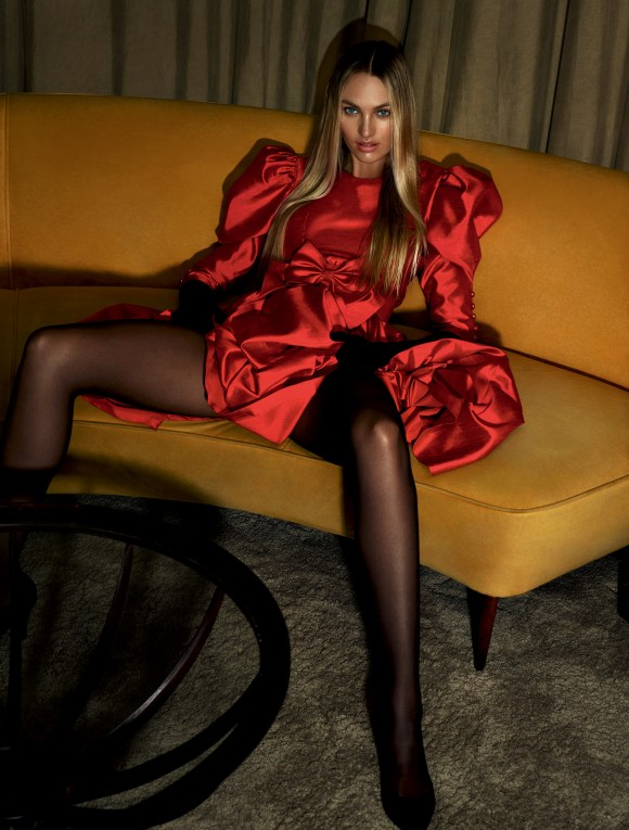 Candice Swanepoel by Mert and Marcus for Vogue Brasil