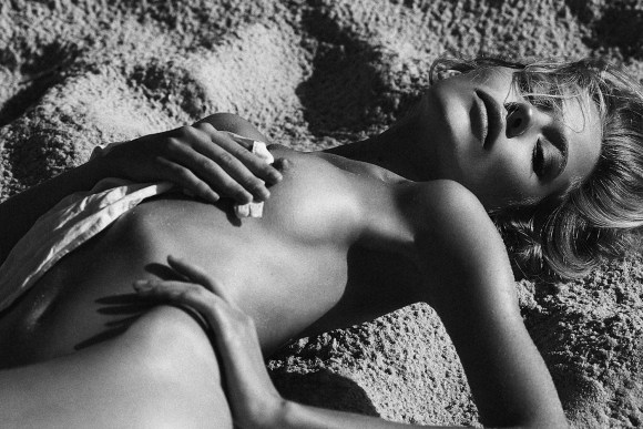 Ksenia Islamova by Josie Clough