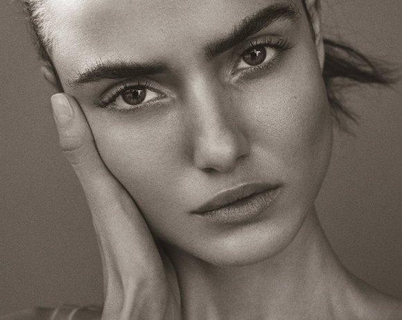 Blanca Padilla by Tom Schirmacher for Harper's Bazaar Turkey