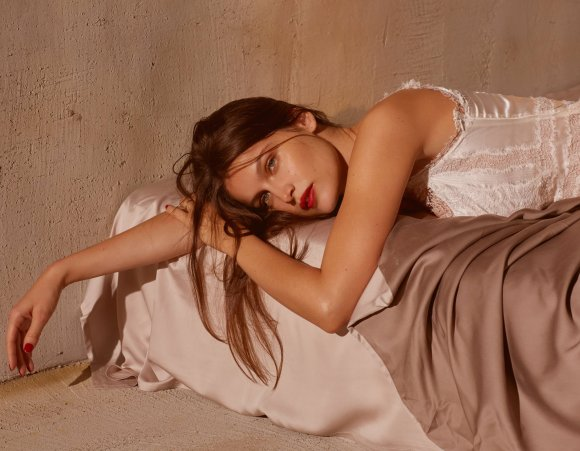 Laetitia Casta by Arseny Jabiev for Elle Russia