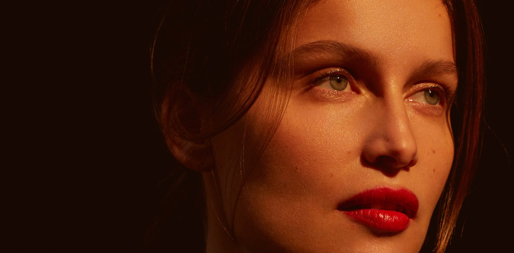 Laetitia Casta photographed by Arseny Jabiev for Elle Russia, February 2018