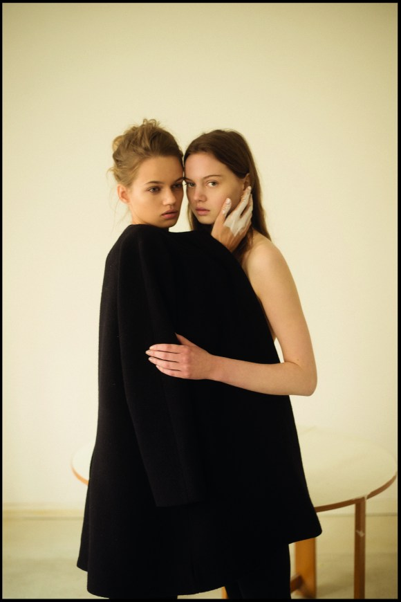 Diana Moroz & Julia Rudby by Antonio DiCorato