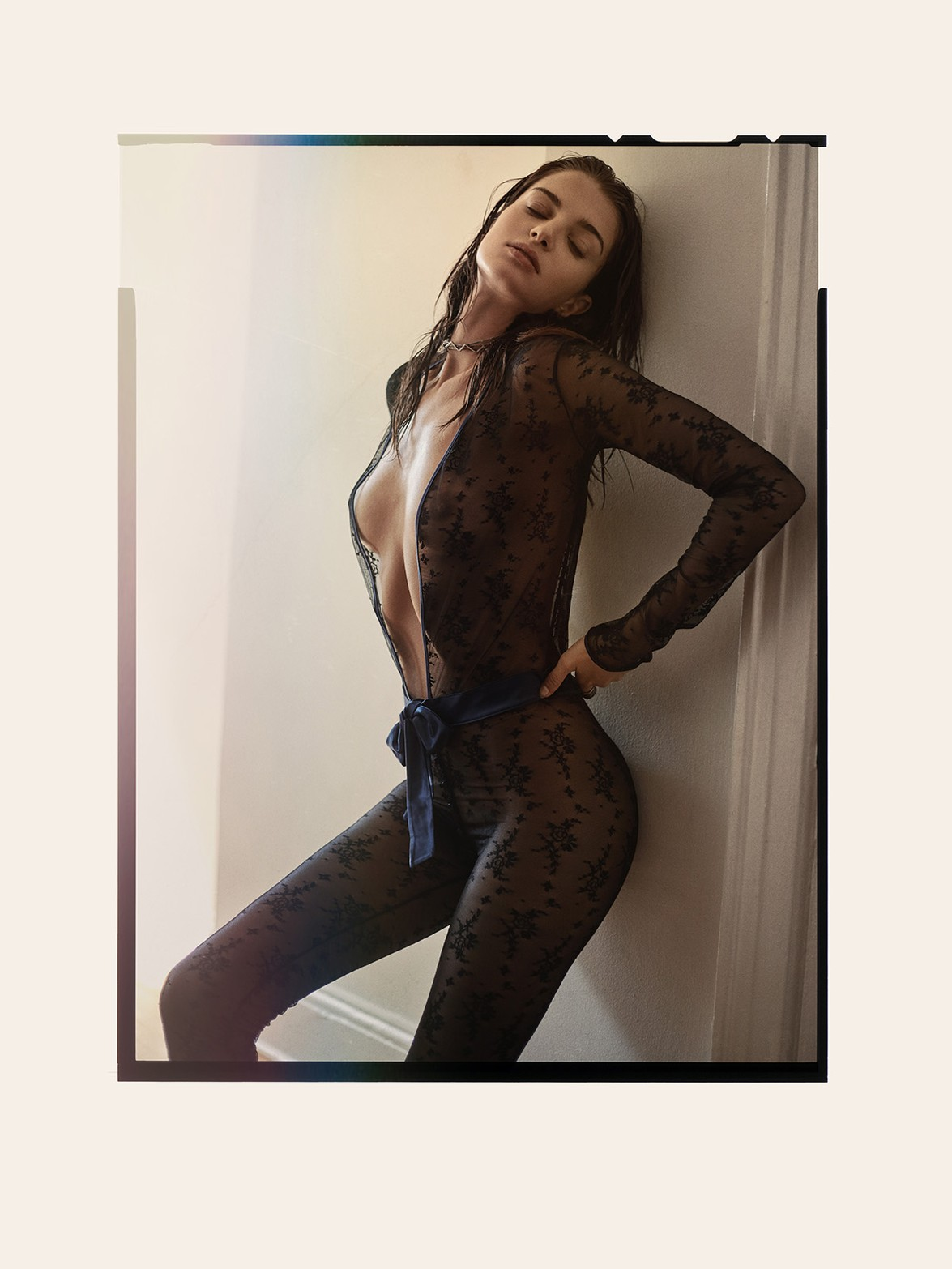 Gabrielle Caunesil by Greg Swales for Dress To Kill 1