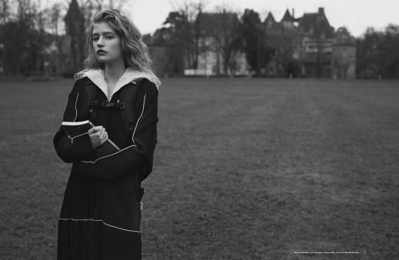 Mariam de Vinzelle by Ward Ivan Rafik for Muse