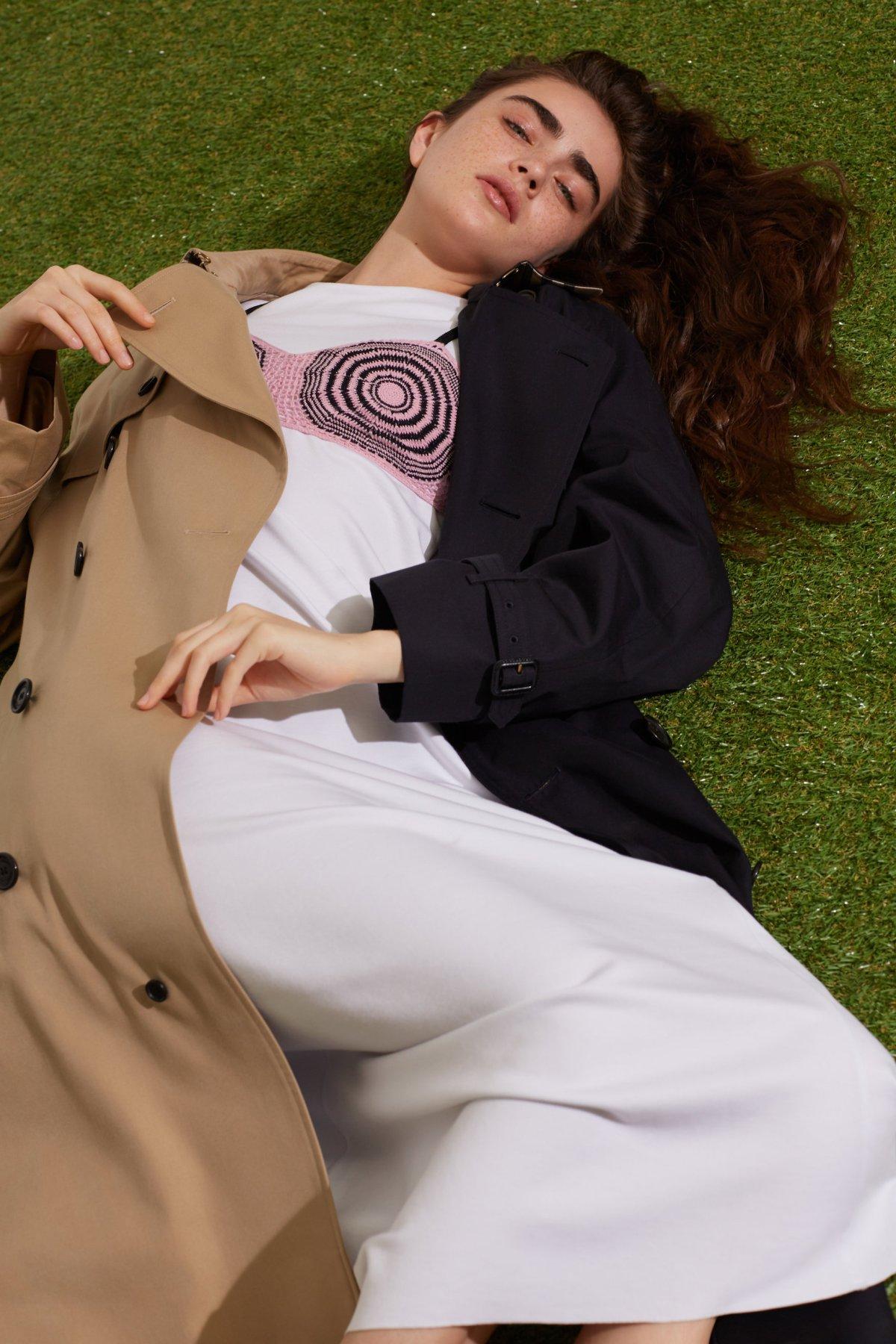 Alisha Nesvat by Arseny Jabiev for Vogue Russia