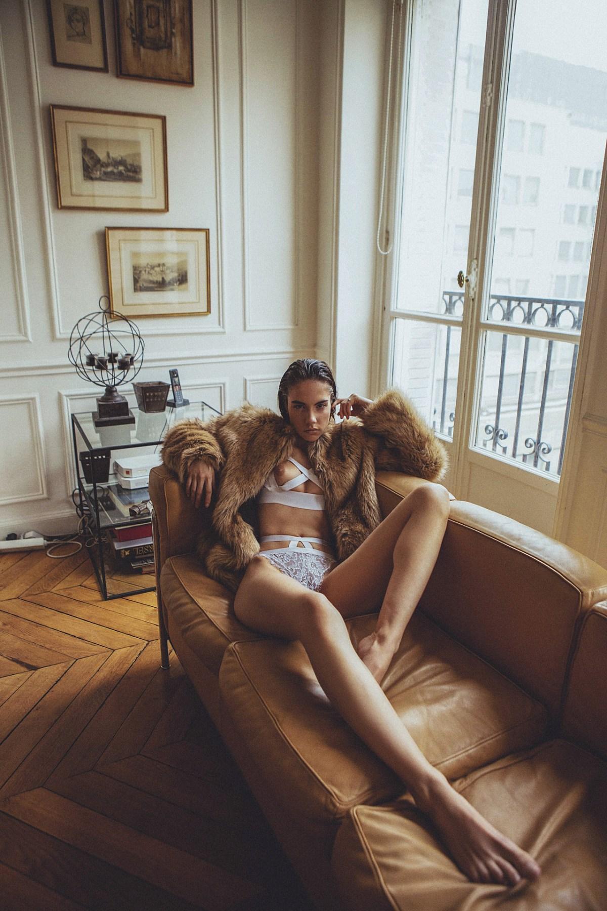 Rebecca Bagnol by Lili Eyes