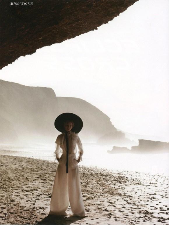 Sonia Szostak for Vogue Poland